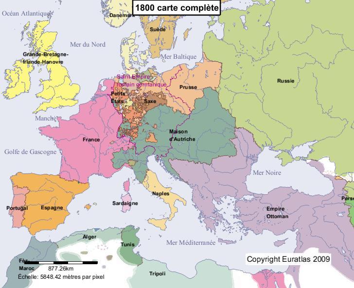 Carte Europe Maroc   casamagenta
